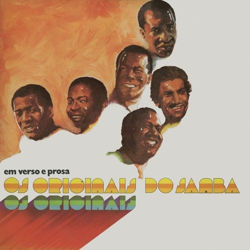 Em Verso e Prosa de Os Originais Do Samba
