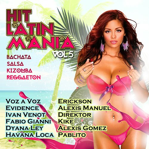 Hit Latinmania, Vol. 5 de Various Artists