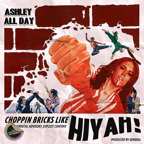 Hiyah by Ashley All Day