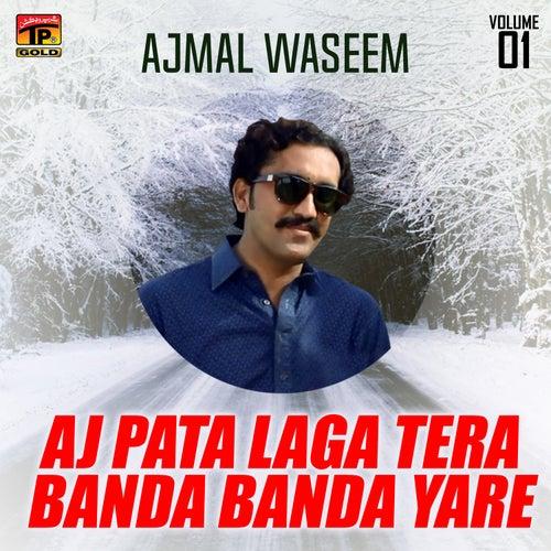 Aj Pata Laga Tera Banda Banda Yare, Vol. 01 by Ajmal Waseem