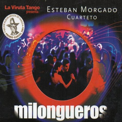 Milongueros by Esteban Morgado
