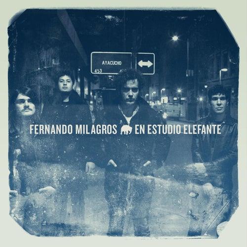 En Estudio Elefante de Fernando Milagros