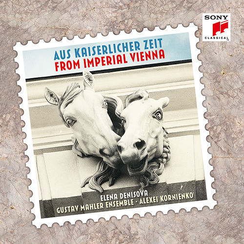 Aus kaiserlicher Zeit / From Imperial Vienna by Elena Denisova