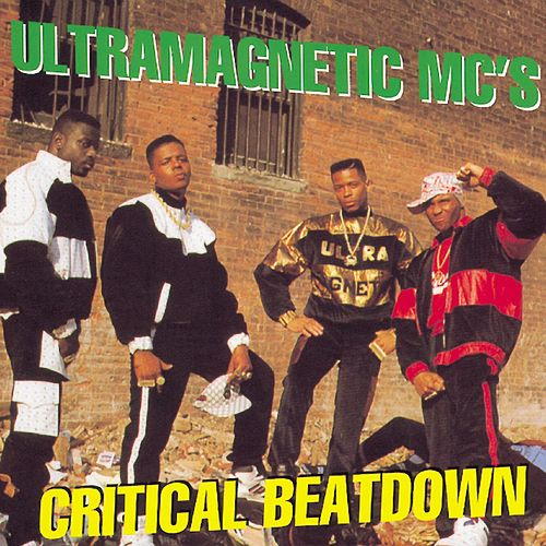 Critical Beatdown von Ultramagnetic MC's