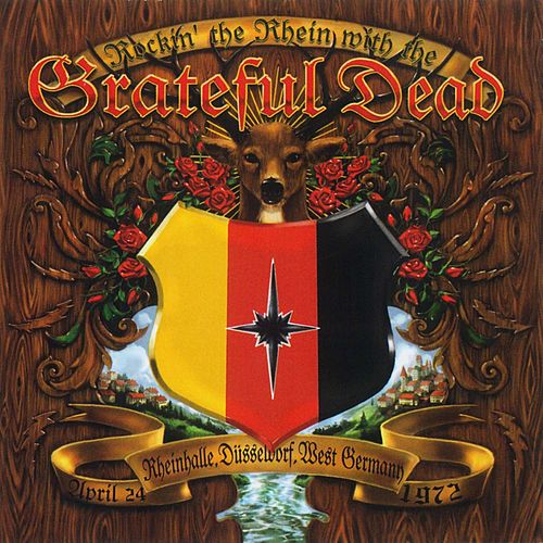 Rockin' The Rhein With The Grateful Dead de Grateful Dead