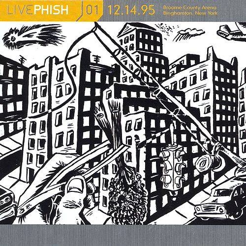 LivePhish, Vol. 1 12/14/95 de Phish