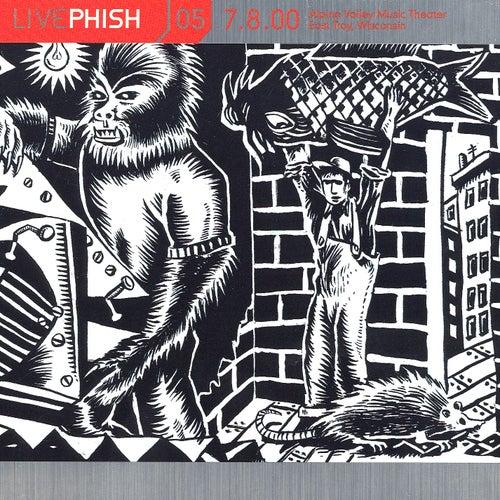 LivePhish, Vol. 5 7/8/00 de Phish