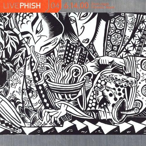 LivePhish, Vol. 4 6/14/00 (Drum Logos, Fukuoka, Japan) von Phish