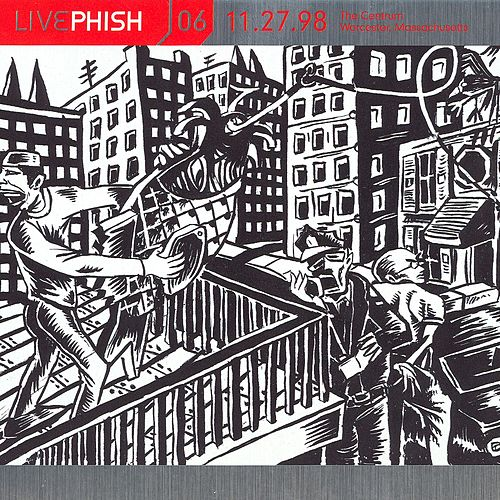 LivePhish, Vol. 6 11/27/98 (The Centrum, Worcester, MA) von Phish