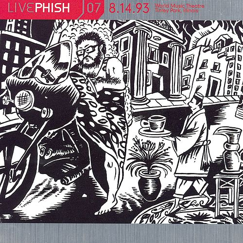 LivePhish, Vol. 7 8/14/93 (World Music Theatre, Tinley Park, IL) de Phish