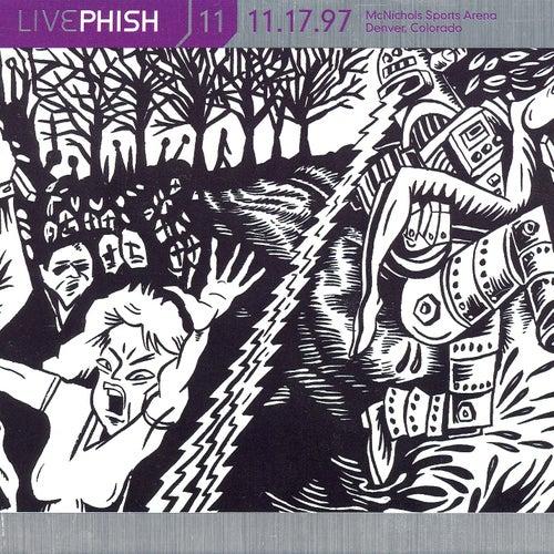 LivePhish, Vol. 11 11/17/97 von Phish
