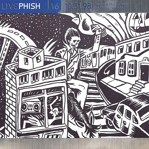 LivePhish, Vol. 16 10/31/98 de Phish