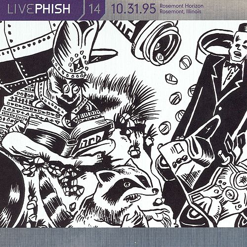 LivePhish, Vol. 14 10/31/95 von Phish