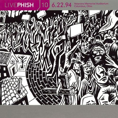 LivePhish, Vol. 10 6/22/94 de Phish
