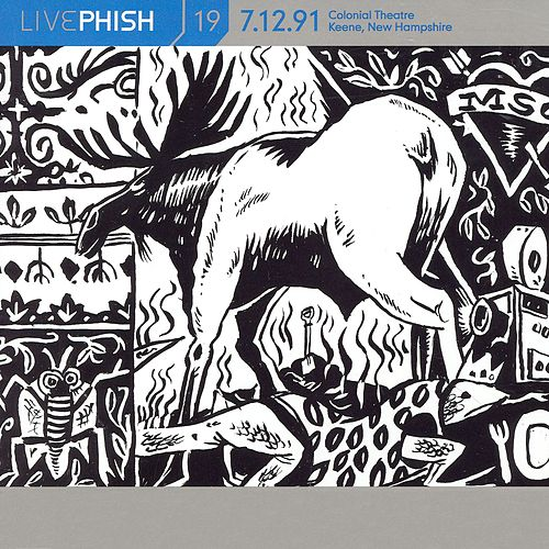 LivePhish, Vol. 19 7/12/91 von Phish
