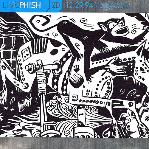 LivePhish, Vol. 20 12/29/94 (Providence Civic Center, Providence, RI) by Phish