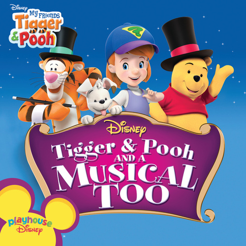 Tigger & Pooh and a Musical Too de Various Artists