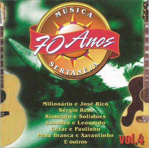 70 Anos da melhor música sertaneja - Vol. 04 de German Garcia
