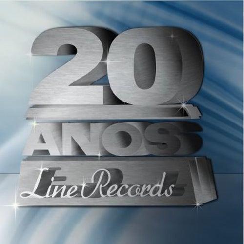 20 Anos Line Records de Various Artists