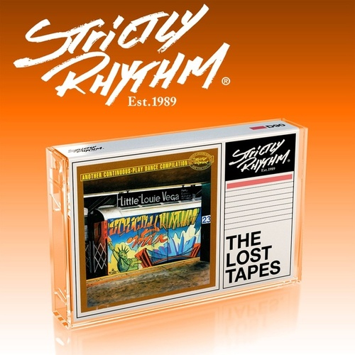 The Lost Tapes: 'Little' Louie Vega Strictly Rhythm Mix von Various Artists