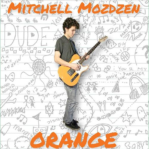 Orange von Mitchell Mozdzen
