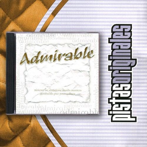 Admirable (pistas) de Danilo Montero