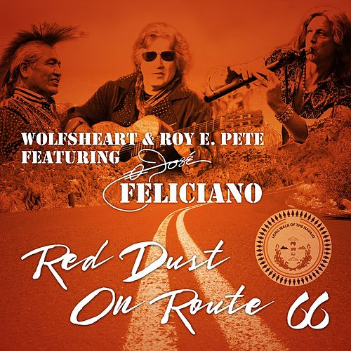 Red Dust on Route 66 (feat. Roy E. Pete) by Wolfsheart