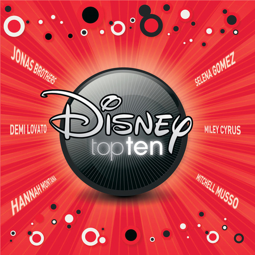 Disney's Top Ten de Various Artists