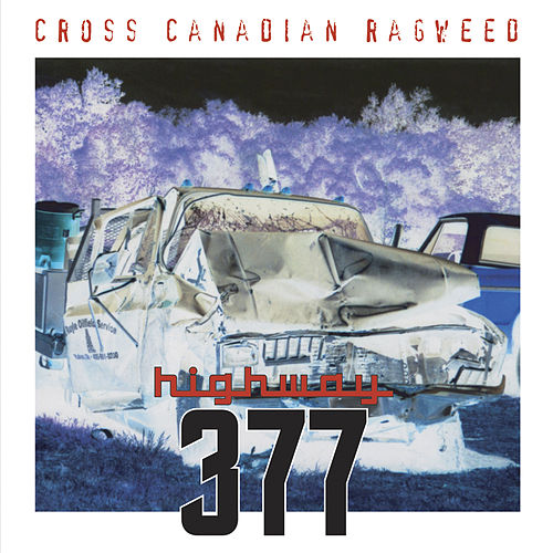 Highway 377 de Cross Canadian Ragweed