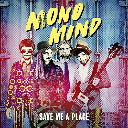 Save Me A Place (Bridge & Mountain Remix) by Mono Mind