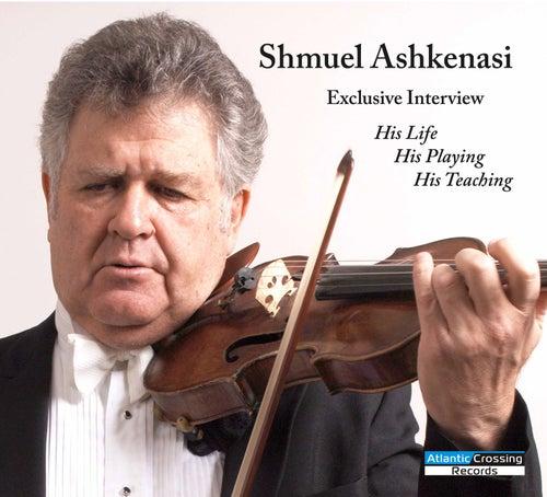 Shmuel Ashkenasi: Exclusive Interview von Shmuel Ashkenasi
