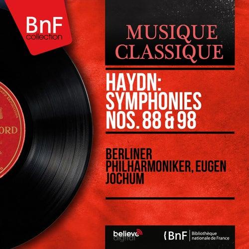 Haydn: Symphonies Nos. 88 & 98 (Stereo Version) von Berliner Philharmoniker
