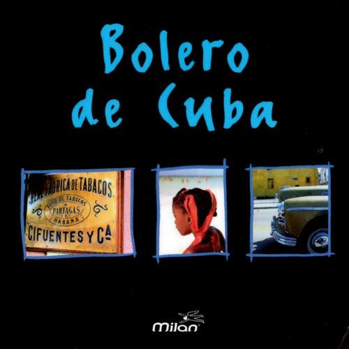 El Bolero de Cuba de Various Artists