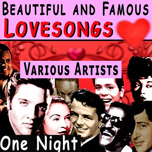 Beautiful and Famous Lovesongs de Various Artists