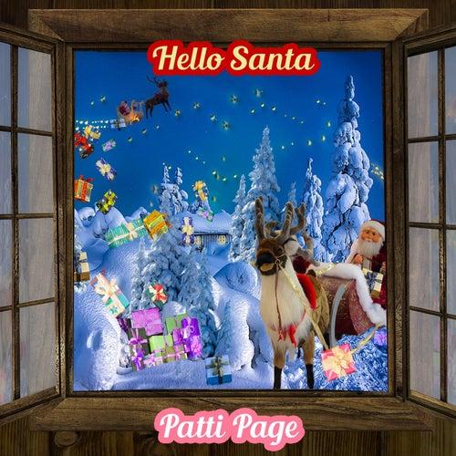 Hello Santa by Patti Page