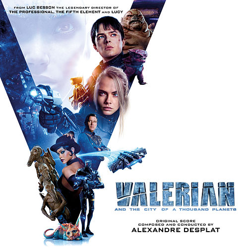 Pearls Power (From 'Valerian and the City of a Thousand Planets') von Alexandre Desplat