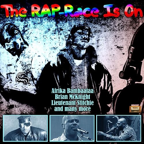 The Rap – Race Is On by Various Artists