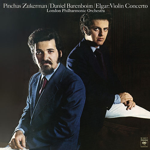 Elgar: Violin Concerto in B Minor, Op. 61 by Pinchas Zukerman