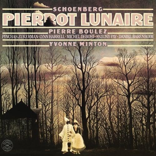 Schoenberg: Pierrot lunaire, Op. 21 de Pierre Boulez
