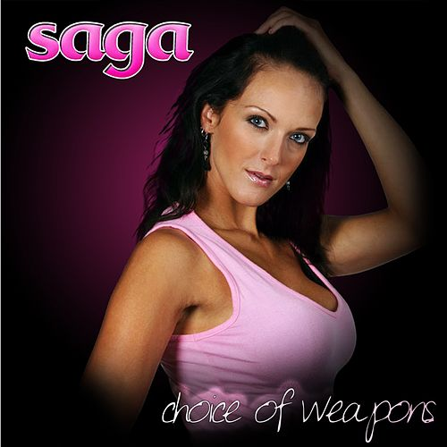 Choice of Weapons de Saga