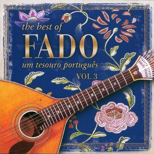 The Best Of Fado: Um Tesouro Português, Vol. 3 by German Garcia