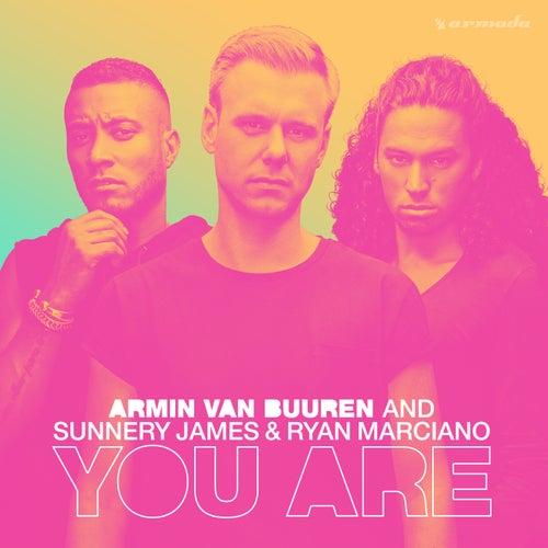 You Are by Armin Van Buuren