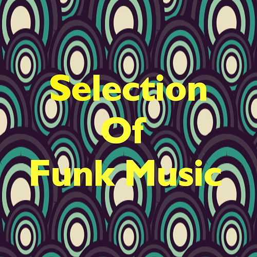 Selection Of Funk Music von Various Artists