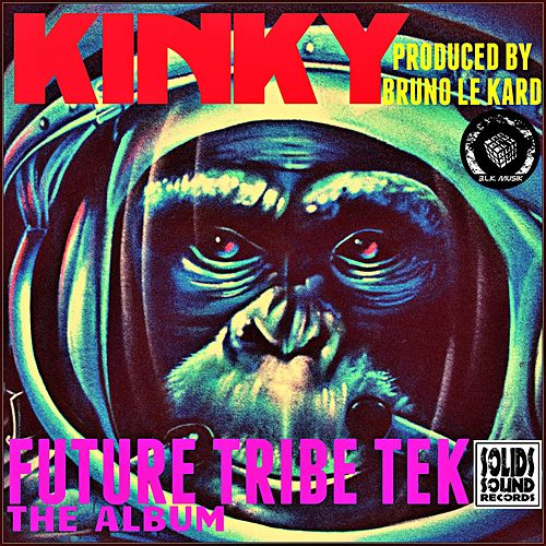 Future Tribe Tek by Kinky
