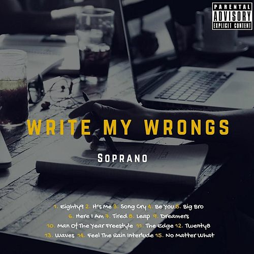Write My Wrongs de Soprano