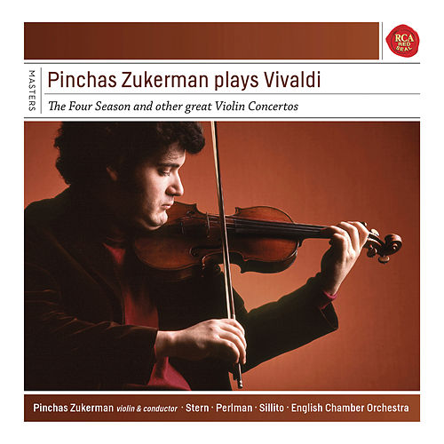Pinchas Zukerman Plays Vivaldi by Pinchas Zukerman