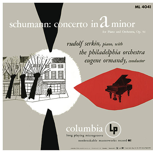 Schumann: Concerto for Piano and Orchestra in A Minor, Op. 54 de Rudolf Serkin