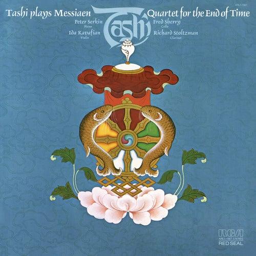 Messiaen: Quatuor pour la fin du Temps de Tashi