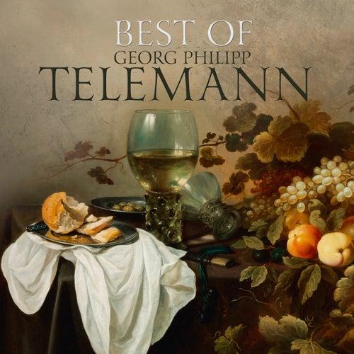Georg Philipp Telemann: Best Of de Various Artists