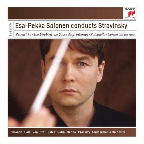 Esa-Pekka Salonen Conducts Stravinsky by Esa-Pekka Salonen